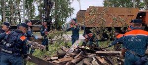 Спасатели, сотрудники администрации, волонтеры и местные жители – кто настоящие герои Тулуна