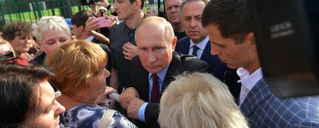 Недоверие к региону, сочувствие к людям или падение рейтингов — почему Путин приезжает в Тулун?