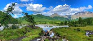 Вокруг озера Хубсугул за семь дней. Часть вторая