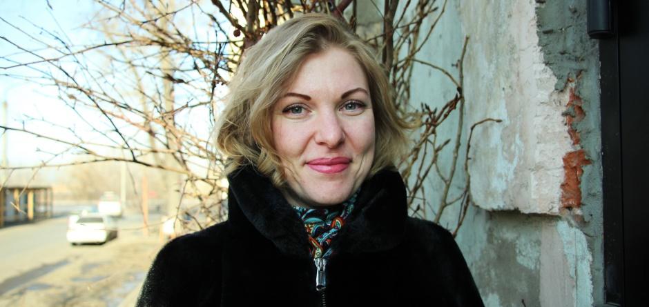 Анастасия Овсянникова. Фото Екатерины Орловой