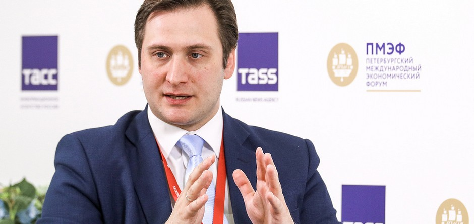 Олег Салагай. Фото предоставлено пресс-службой Министерства здравоохранения РФ