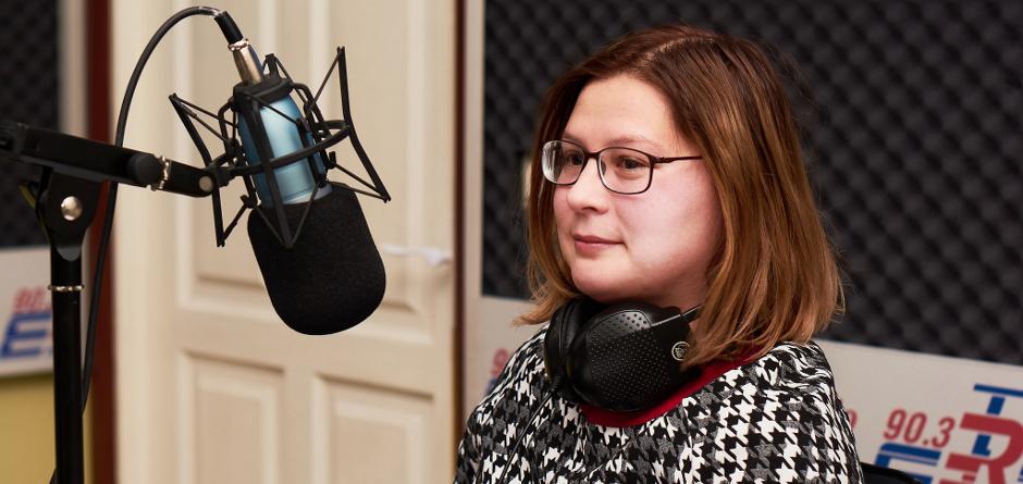 Анна Самсоненко. Автор фото - Маргарита Романова