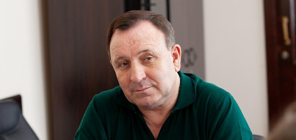 Леонид Фролов. Автор фото —Анастасия Влади
