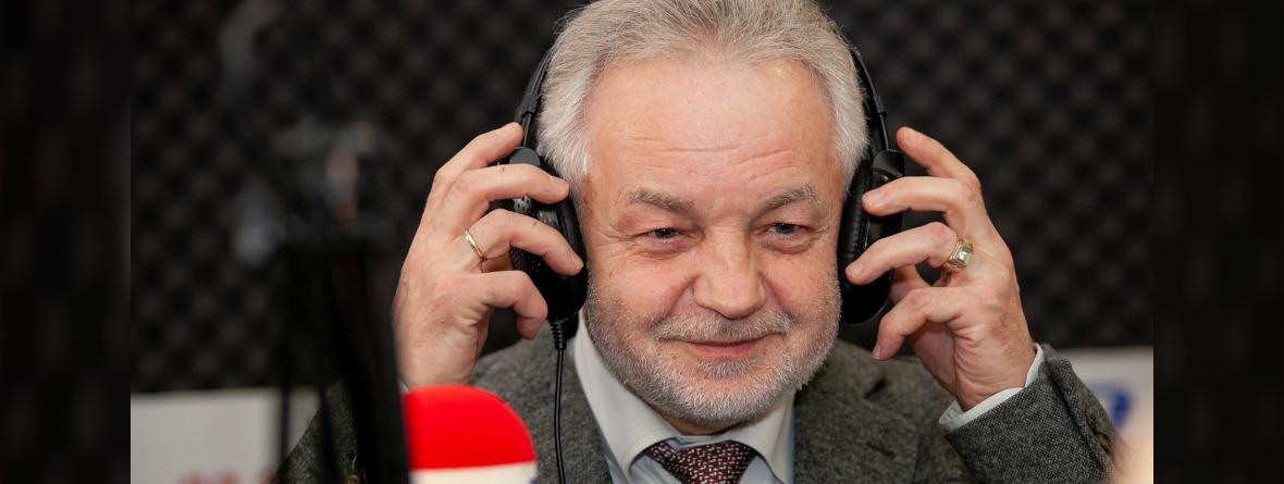 Александр Костин, начальник департамента образования Иркутска. Фото Анастасии Влади