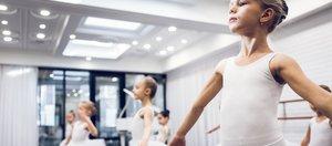 Набор детей на балет, вокал и актерское мастерство