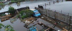 30 июля. Актуальная информация по наводнению в Иркутской области