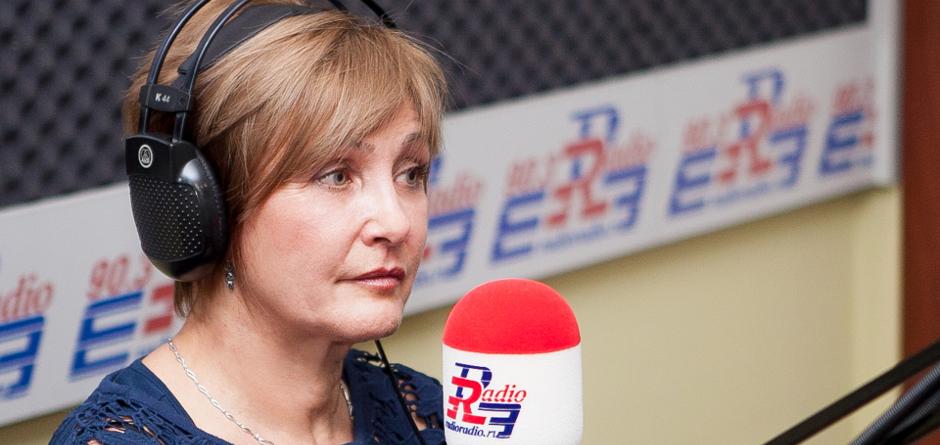 Ирина Ежова. Автор фото — Анастасия Влади