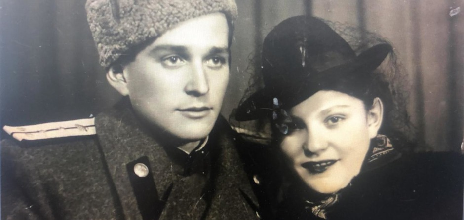 Михаил и Роза Каплан (Сигал). Фото из семейного архива