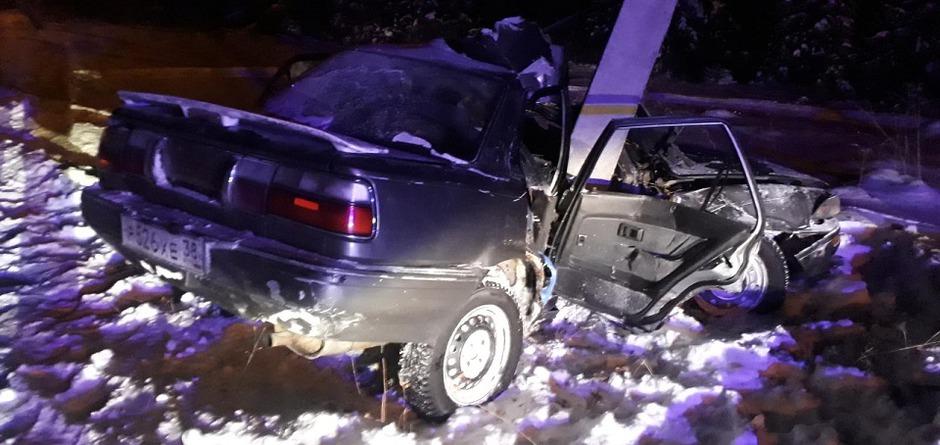 Обзор ДТП: Toyota в столб и девять погибших в авариях