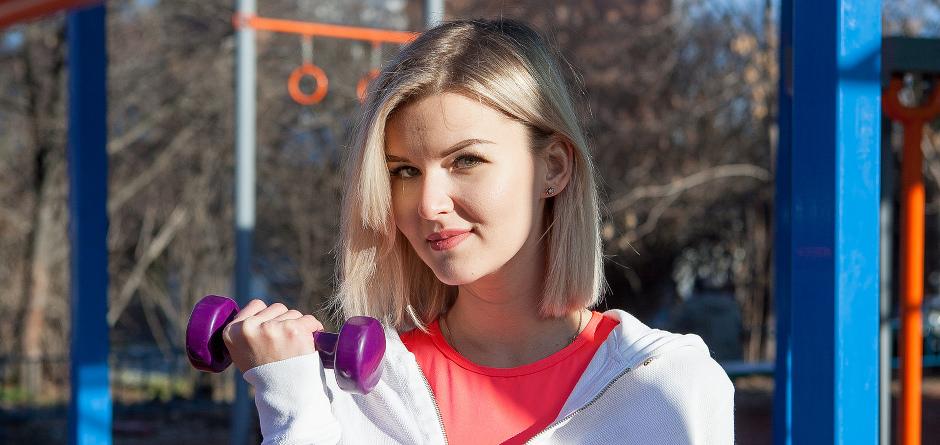 Виктория Чистякова. Автор фото — Анастасия Влади