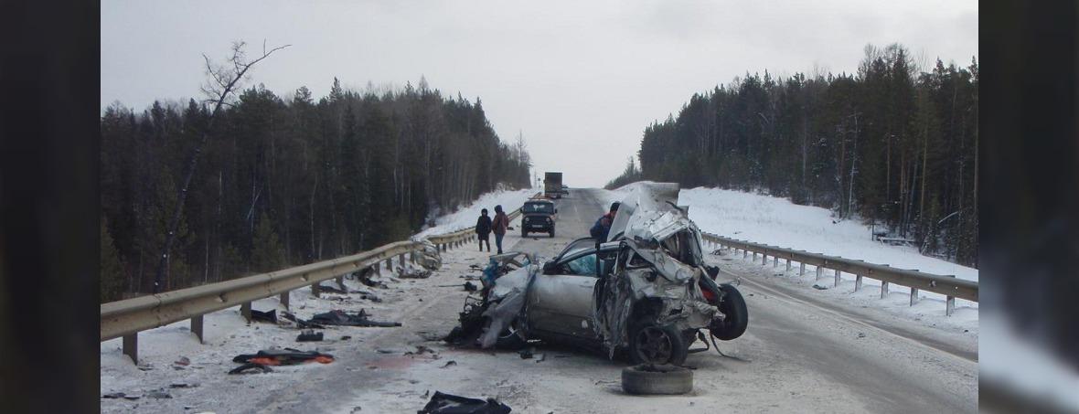 Обзор ДТП: страшные аварии и 19 жертв