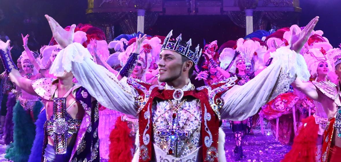 «Королевский цирк» Гии Эрадзе в Иркутске. Новое шоу с грандиозным размахом