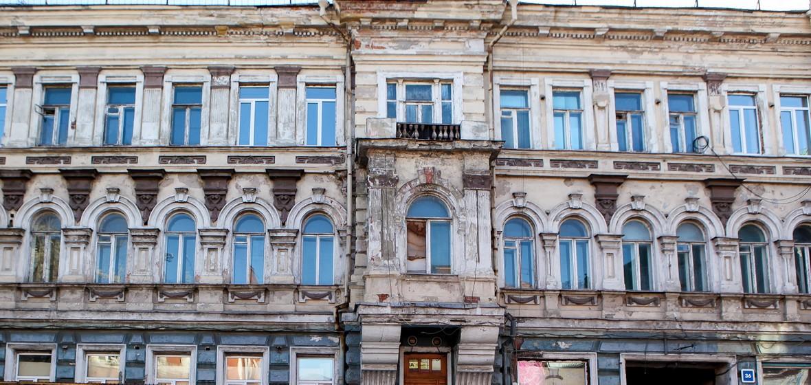 Дом Кузнеца. Фото из архива IRK.ru