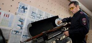 Как иркутские криминалисты изучают улики в экспертном центре