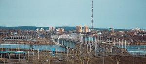 Карта любого российского города: Иркутск
