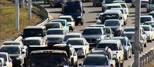 Дорожный апокалипсис: иркутяне стоят в пробках