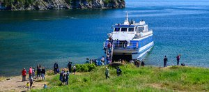 Водные экскурсии по Байкалу и Ангаре: куда и когда