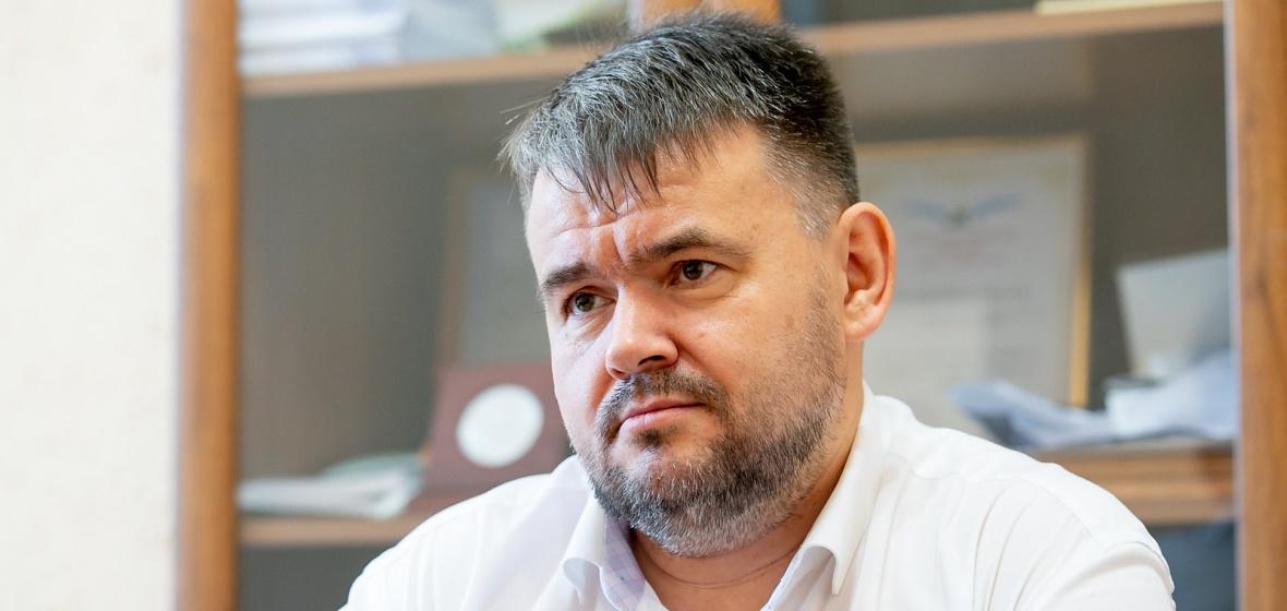 Евгений Семёнов. Автор фото — Анастасия Влади