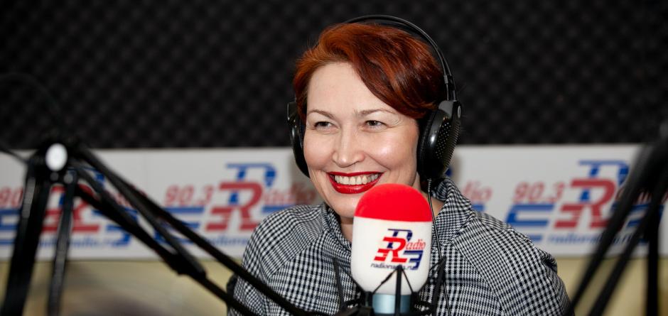 Лариса Сулейманова, директор библиотеки Молчанова-Сибирского
