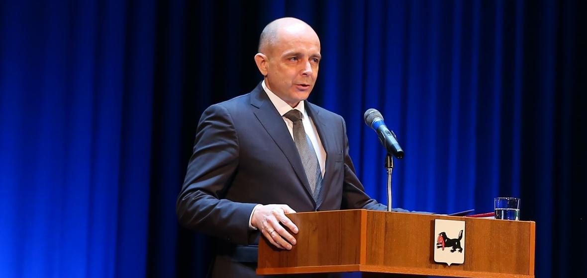 Сергей Сокол. Фото предоставлено пресс-службой Заксобрания Иркутской области