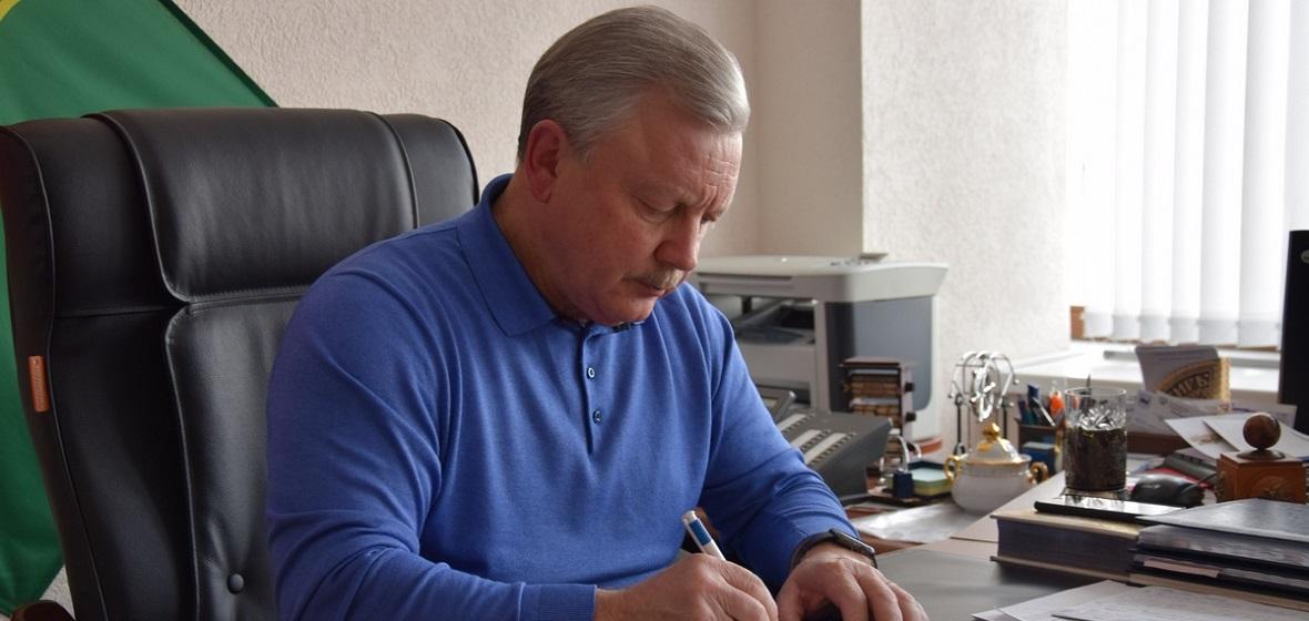 Сергей Серебренников. Фото с сайта администрации Братска