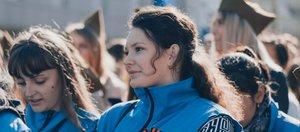 Иркутские студенты о войне и Дне Победы