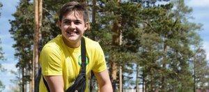 Зачем школьник из Вихоревки организовал в городе посадку деревьев