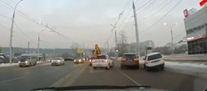 Автохам: «казус на дороге»