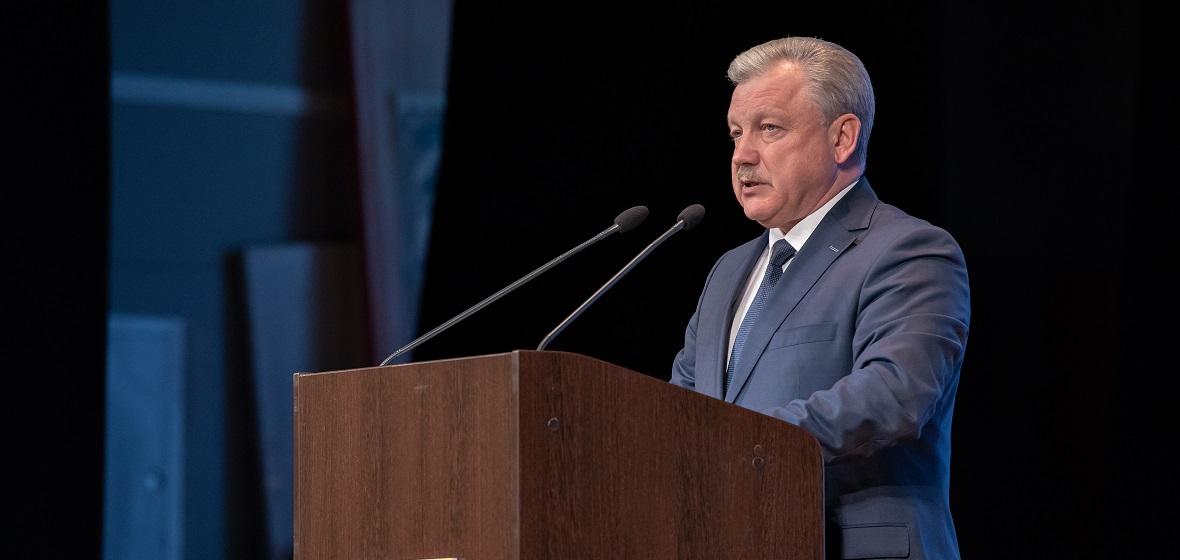 Сергей Серебренников рассказал о проектах по развитию Братска в ближайшие 5 лет