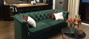 Время ремонта: джунгли и зеленый диван