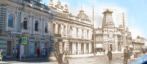 Иркутск старинный и современный: часть вторая