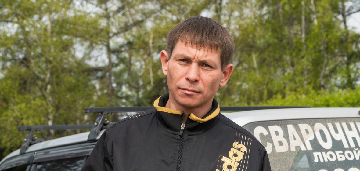 Сергей Алимов. Автор фото — Илья Татарников
