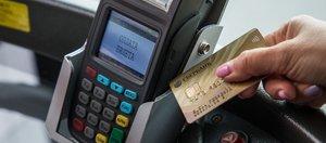 Как оплатить проезд в транспорте без наличных