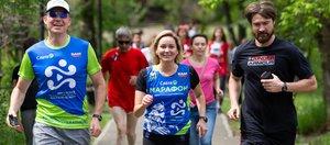 Артем Детышев: «Марафон — это адреналин, хорошее настроение и медаль финишера»