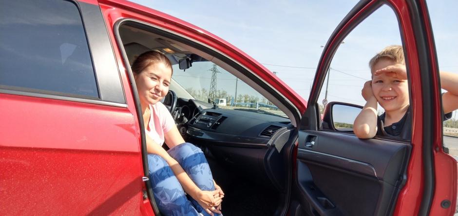 В Крым на авто: «Местные жители, жара и море в первый же день растопили наше сердце»