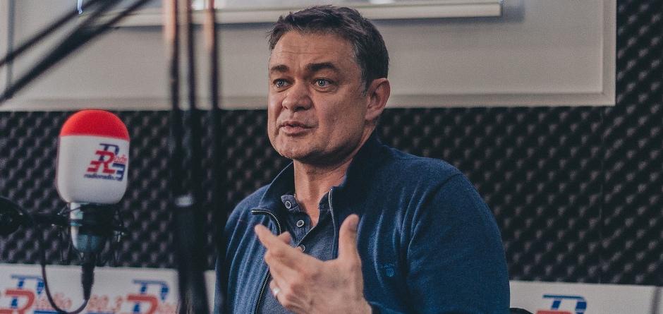 Юрий Дорохин. Автор фото — Геннадий Кноп