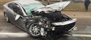 Обзор ДТП: жуткие аварии и шесть погибших