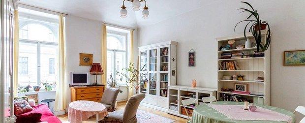 Какая высота потолка в вашей квартире?