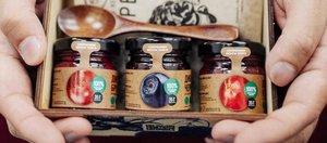 Семь вариантов вкусных новогодних подарков из Сибири