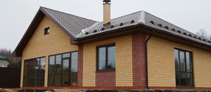 Дом из полистиролбетона за полгода и 2,9 миллиона рублей