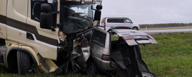 Обзор ДТП: дважды сбитый пешеход в Ангарске