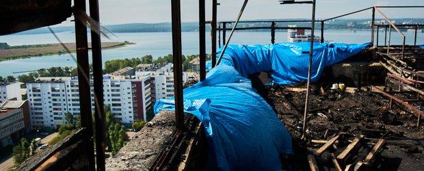 Пожар в ЖК «Сантоки»: что показала проверка