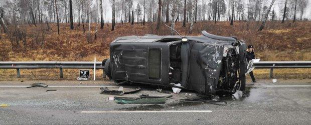 Обзор ДТП: пять смертельных аварий с участием Land Cruiser