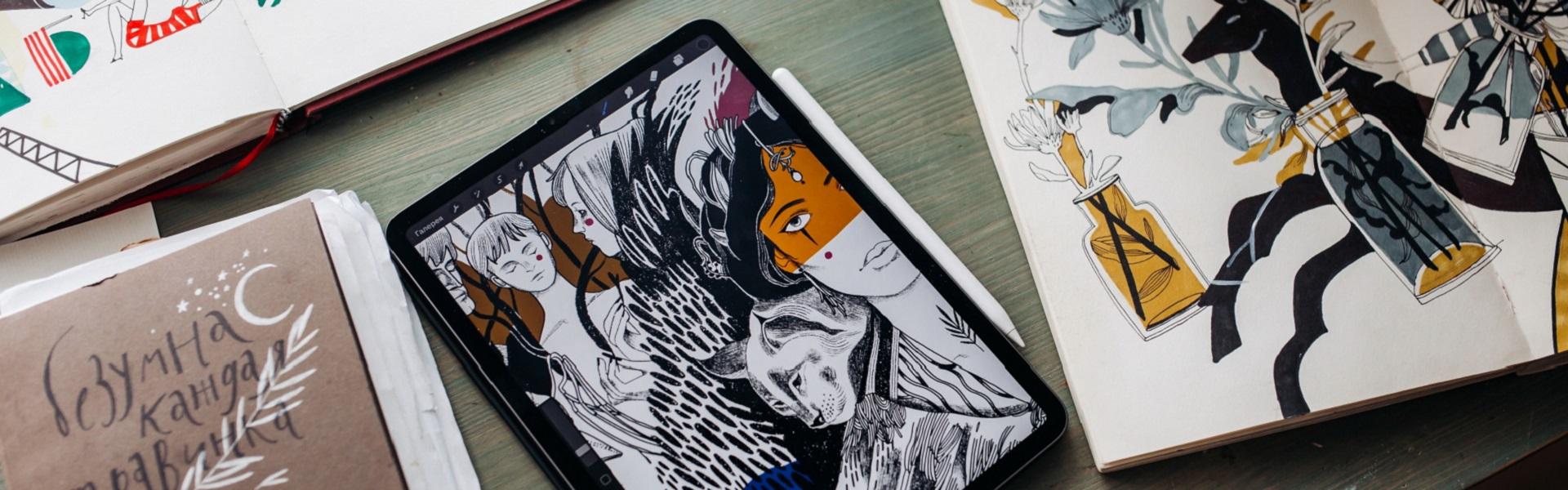 «В семье сохранились рисунки прапрадеда». Интервью с иллюстратором Настей Кардашовой