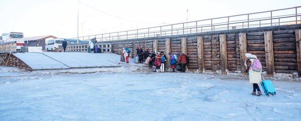 Плата за лед. На Байкале ввели новый туристический маршрут