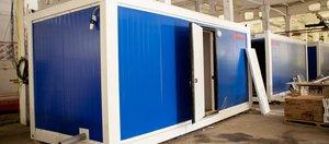 Как делают вагон-дома и мобильные здания