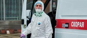 Как работает скорая помощь в Иркутске в условиях коронавируса