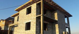 Надежный дом из полистиролбетона