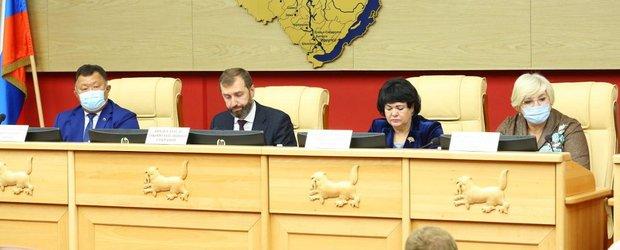 Депутаты рассмотрели вопрос с предоставлением жилья детям-сиротам в Иркутской области