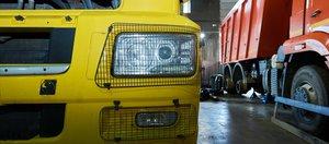Как ремонтируют многотонные КАМАЗы в Иркутске